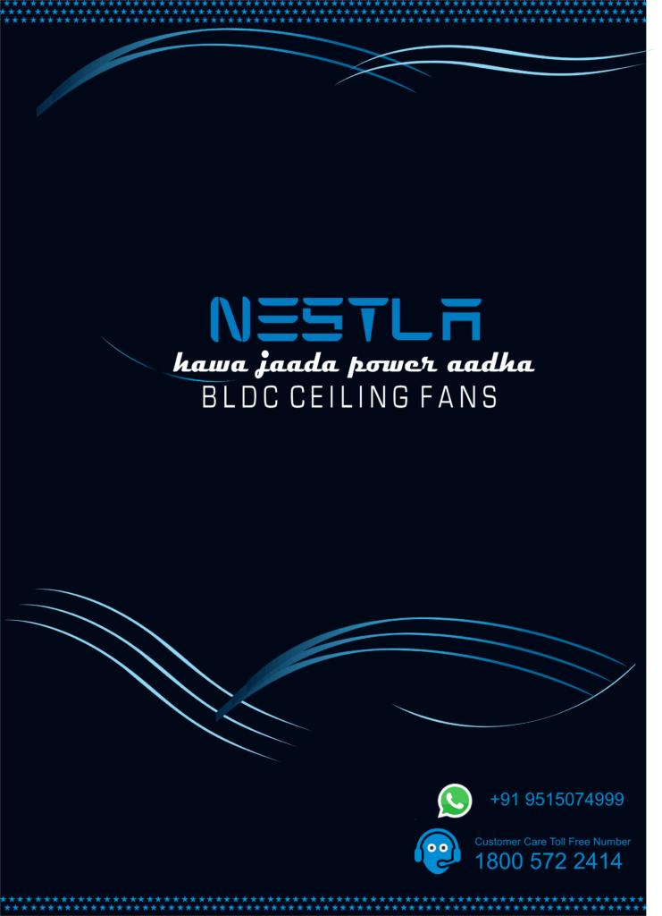 Nestla Bldc Ceiling Fans