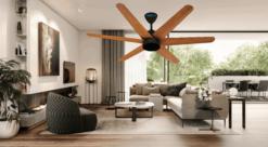 6 Blade Ceiling Fan